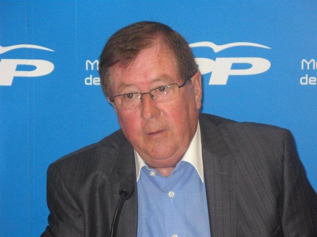 El presidente del Grupo Municipal Popular en Toledo