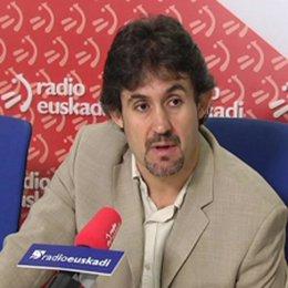 Peio Urizar, de Eusko Alkartasuna