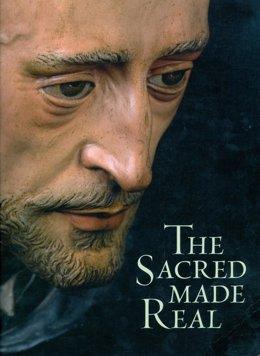 Cartel de la exposición 'Lo sagrado hecho real'