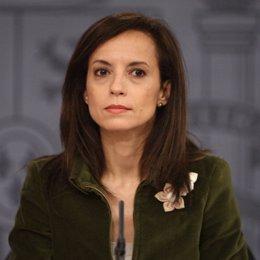 Ministra de Vivienda, Beatriz Corredor