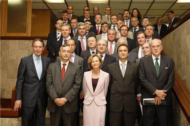 Salgado preside el Foro Tributario de Grandes Empresas