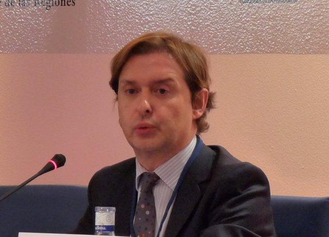 Jesús Gamallo, director xeral de Relacións Exteriores