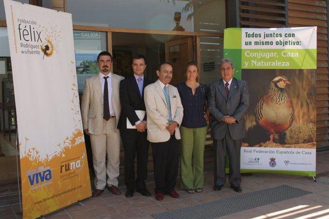 La RFEC y la FFRF firman un acuerdo para defender las especies cinegéticas españ