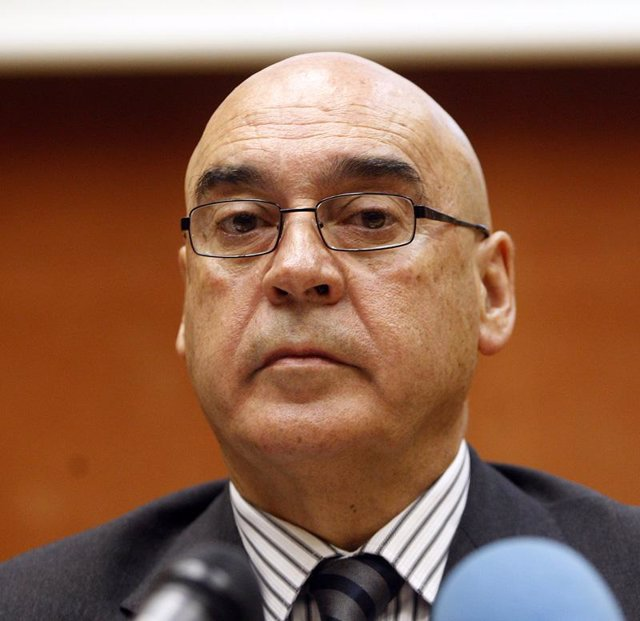 presidente del Senado, Javier Rojo