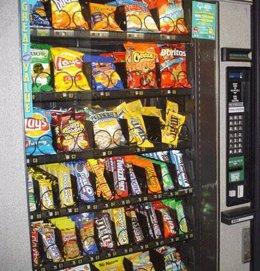 Expendedora De Alimentos, Vending