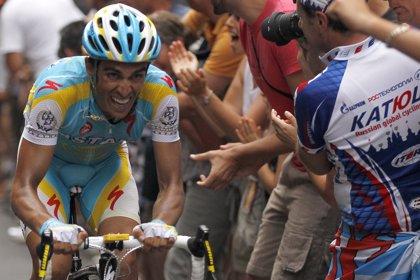 El Tour obliga este jueves a cortar temporalmente la circulación en dirección Francia en el Túnel del Somport