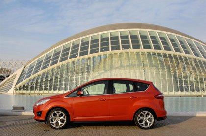 Ford pondrá a la venta el nuevo C-MAX el próximo 30 de octubre