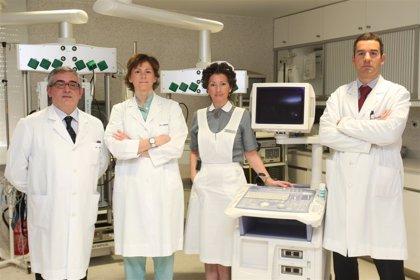 Especialistas de la CUN realizan una extirpación total de estómago en una paciente sana por un síndrome hereditario