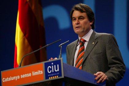 """Mas lamenta la imagen de """"ingobernabilidad y caos"""" que transmite Cataluña"""