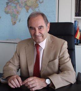 Javier Peñaranda, presidente de Ferroatlántica