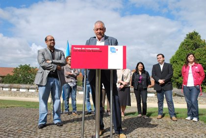 """Cela (BNG) busca """"mejorar"""" los resultados electorales en Santiago con una lista que mezcla experiencia y """"caras nuevas"""""""