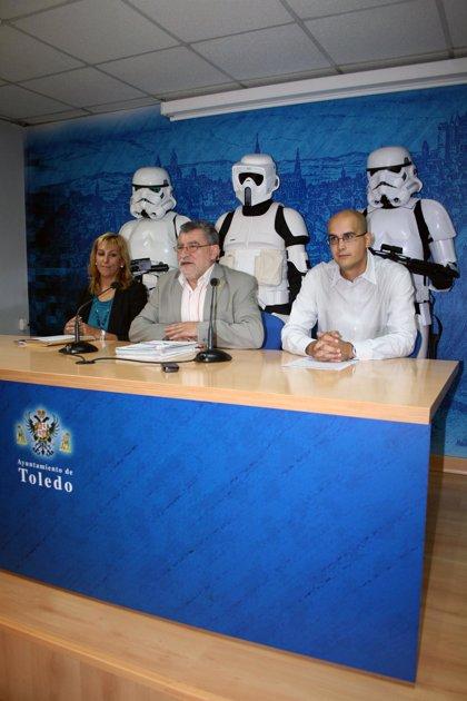 """Toledo se convertirá en 'capital imperial' en septiembre por el 30 aniversario de """"La Guerra de las Galaxias"""""""