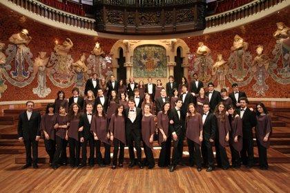 El Coro Joven del Orfeó Català cierra temporada con una gira alemana
