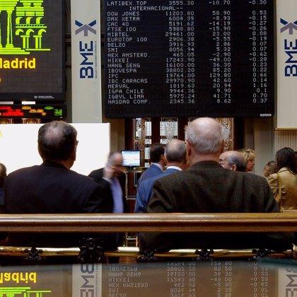 El Ibex avanza un 2,61% y alcanza 10.300 puntos