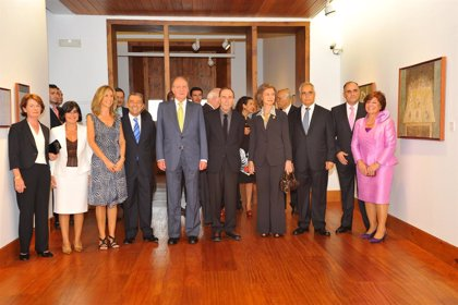 Más de 17.000 personas han visitado la Fundación Cristino de Vera (Tenerife) durante su primer año de vida