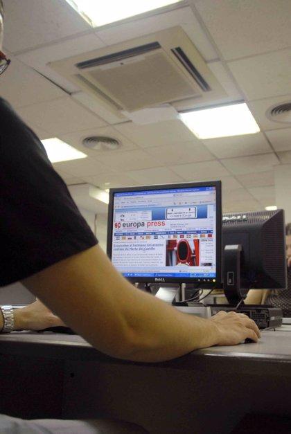 El 69,9% de las empresas vascas tienen acceso a Internet y la mitad de ellas dispone de página web