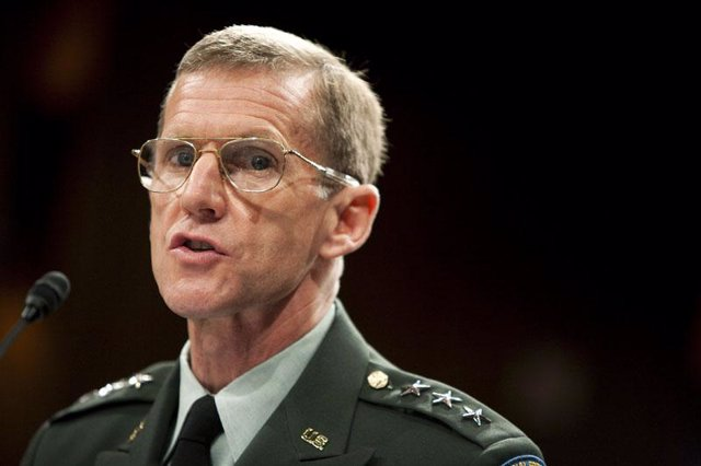 Stanley McChrystal, comandante de la ISAF
