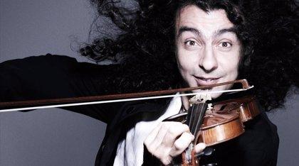 El violinista Ara Malikian inaugura hoy el Festival 'Caprichos Musicales de Comillas'
