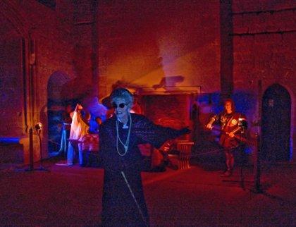 Olite acoge este domingo la narración de 'El lazarillo de Tormes' y la representación de 'El Museo de los Horrores'