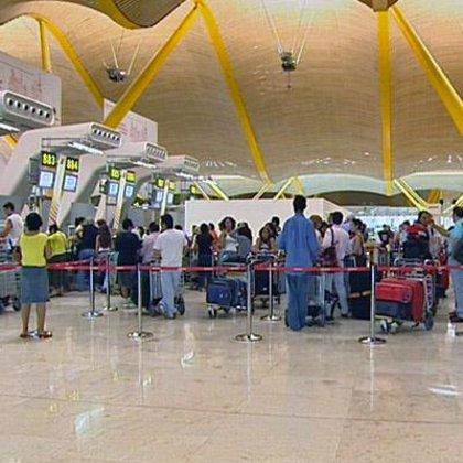 Barajas es el aeropuerto con más destinos en el mes de junio, con 1,3 millones de pasajeros