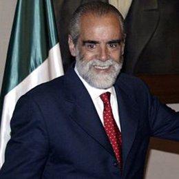 ex candidato presidencial mexicano Diego Fernández de Cevallos