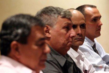 Cuba.- Exteriores da garantías a dos de los ex presos politicos de que podrán quedarse en Madrid