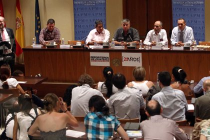 Exteriores da garantías a dos de los disidentes de quedarse en Madrid