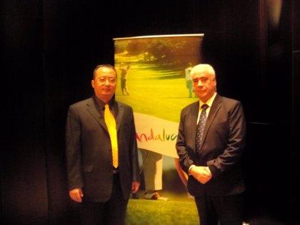 El touroperador chino BTVH&T incluirá a los campos de golf andaluces en dos paquetes turísticos