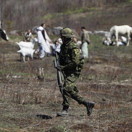El Congreso aprueba una partida para sufragar el aumento de tropas en Afganistán