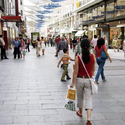 Las ventas del comercio minorista suben un 2% en junio en Cantabria, el doble que la media