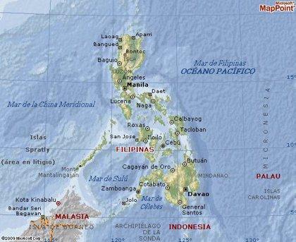 Facebook conduce a la Policía de Filipinas hasta el presunto asesino de nueve personas