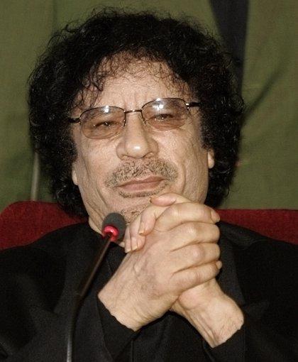 Gadafi afirma que su sueño de unos Estados Unidos africanos sigue vivo