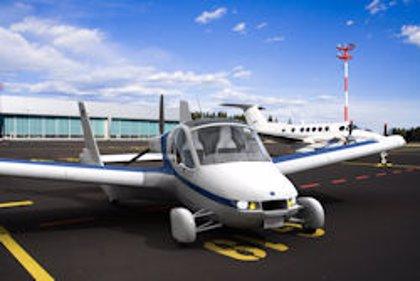 Presentan el primer coche volador que también puede utilizarse en tierra