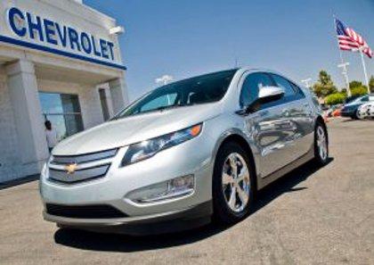 Chevrolet venderá el eléctrico Volt a un precio desde 31.500 euros
