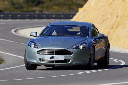 Bridgestone equipará al nuevo Aston Martin Rapide con su neumático Potenza S001