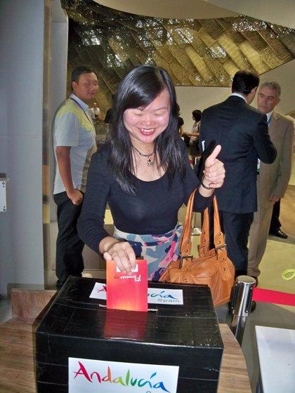 El pabellón de España en la Expo de Shanghai apoya que se declare el flamenco Patrimonio de la Humanidad