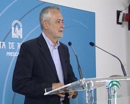 """Economía.- Griñán rechaza la eliminación """"drástica"""" de ayudas a la compra de VPO y pide un periodo transitorio"""