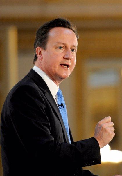 """Cameron: """"Pakistán no debe convertirse en una base para terroristas"""""""