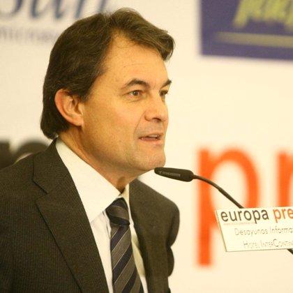 Toros.- AMP.- Mas (CiU) rechaza que la prohibición sea una victoria política del catalanismo