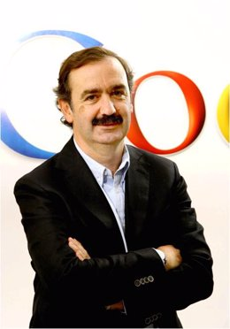 El Director De Google Books España, En SILA