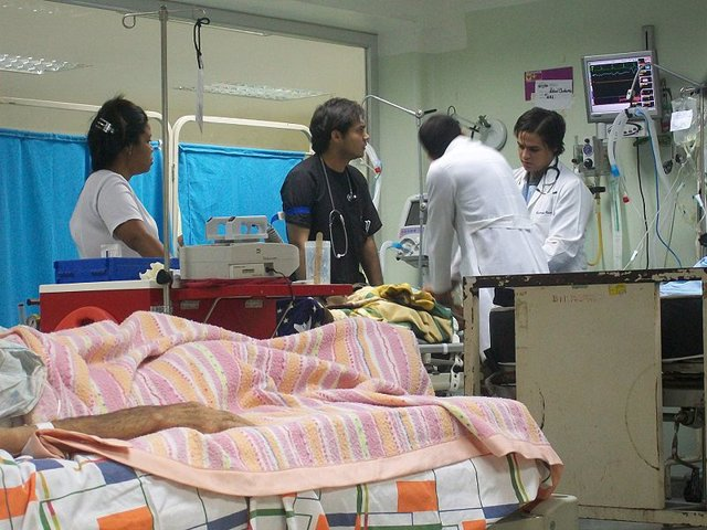 hospital, urgencias, reanimación