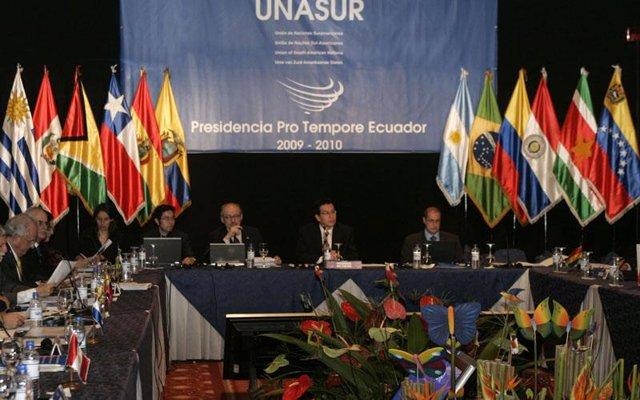 UNASUR, Unión Suramericana de Naciones