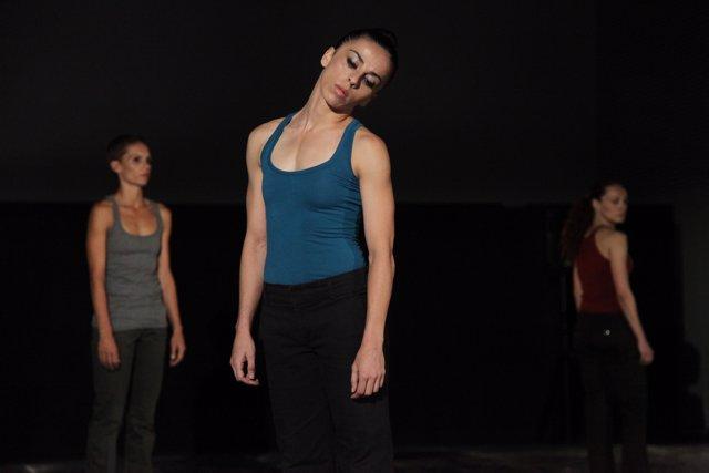 La coreógrafa y bailarina grancanaria Natalia Medina presenta en Japón su espect