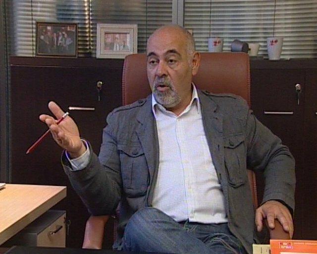 Entrevista a Jose Antonio Pastor (PSE) R