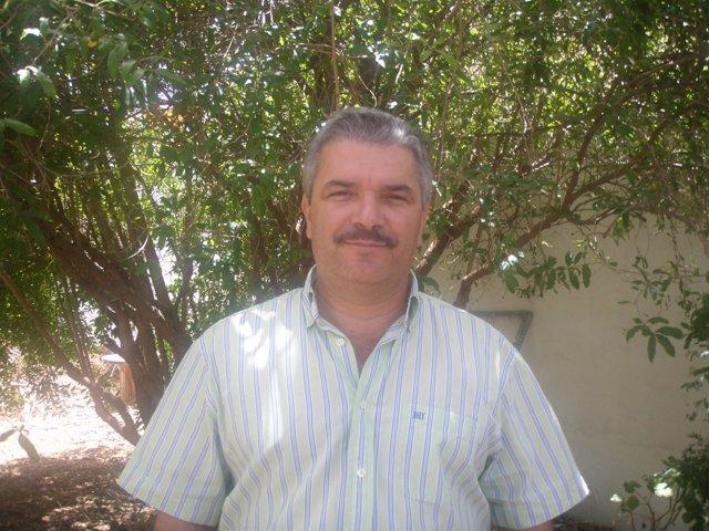 Juan Rodríguez Urquía, candidato de CC a la Alcaldía de Agüimes (Gran Canaria) e