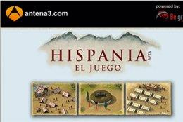 Hispania, serie de Antena 3