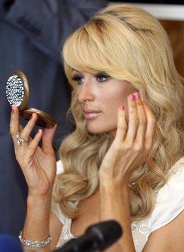 La celebrity Paris Hilton