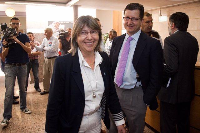 A conselleira do Mar, Rosa Quintana, asistirá ao Pleno do Consello Galego de Pes