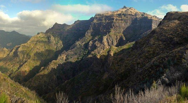 Madeira, montañas