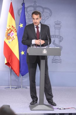 RDP de Zapatero en Moncloa